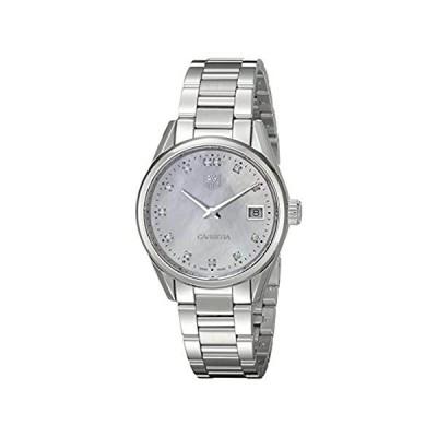 特別価格TAG Heuer Women's Carrera Diamond 32mm Steel Bracelet & Case Swiss Quartz M好評販売中