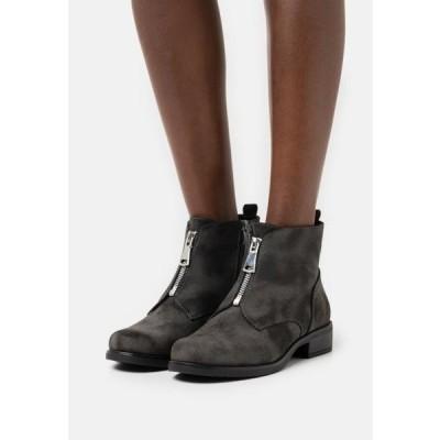 アンナフィールド レディース 靴 シューズ Ankle boots - dark grey