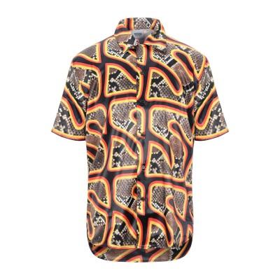 SSS WORLD CORP. シャツ ブラック L ポリエステル 100% シャツ