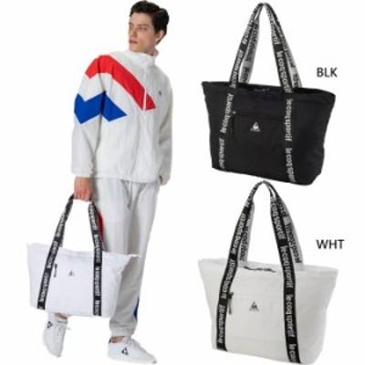 【送料無料】 17L ルコックスポルティフ le coq sportif メンズ レディース トートバッグ 鞄 ジム フィットネス スポーツバッグ QMARJA06