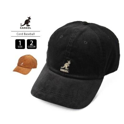 カンゴール 帽子 キャップ KANGOL 帽子 キャップ コーデュロイ Cord Baseball メンズ レディース 197-169007