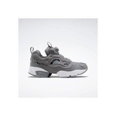 リーボック Reebok インスタポンプ フューリー / Instapump Fury Nylon Shoes (グレー)