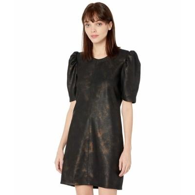 カップケーキアンドカシミア ワンピース トップス レディース Trixie Dress Black