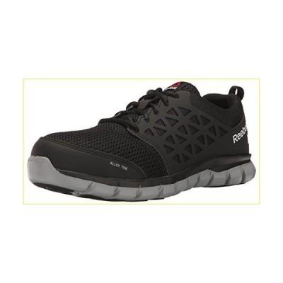[リーボック] メンズ 男性用 シューズ 靴 スニーカー 運動靴 Sublite Cushion Work EH - Black 8.5 E - Wide [並行輸入