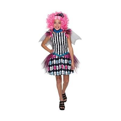 モンスターハイ 衣装 コスチューム 610625_L Rubie's Costume Monster High Freak Du Chic Rochelle G