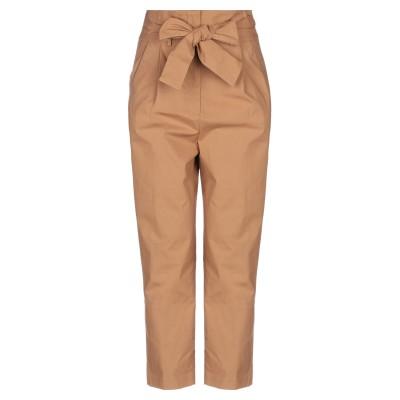 リュー ジョー LIU •JO パンツ キャメル 38 コットン 77% / テンセル 21% / ポリウレタン 2% パンツ