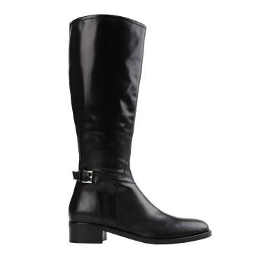 ブルーノ プレミ BRUNO PREMI ブーツ ブラック 39 牛革(カーフ) 100% ブーツ