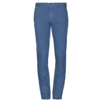 ヘンリー コットンズ HENRY COTTON'S パンツ ブルー 44 コットン 98% / ポリウレタン 2% パンツ