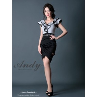 GLAMOROUS ドレス GMS-V422 ワンピース ミニドレス Andy グラマラスドレス クラブ キャバ ドレス パーティードレス