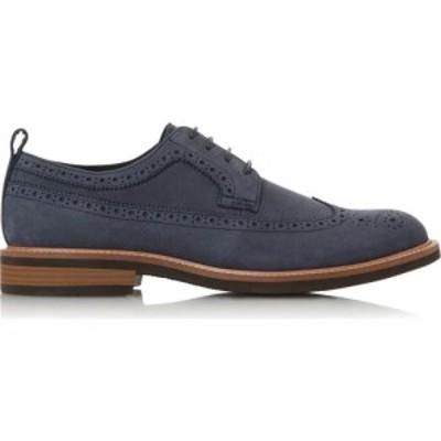 バーティ Bertie メンズ 革靴・ビジネスシューズ ウイングチップ メダリオン シューズ・靴 sherry american wingtip brogues Blue