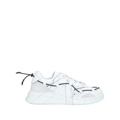 YLATI スニーカー&テニスシューズ(ローカット) ホワイト 43 革 スニーカー&テニスシューズ(ローカット)