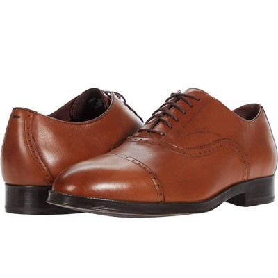 コールハーン Dawson Grand 360 Cap Toe Oxford メンズ オックスフォード British Tan Waterproof