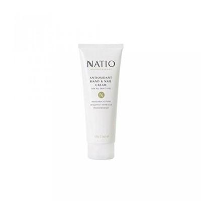 美容・コスメ ネイル ネイルケア Natio Antioxidant Hand & Nail Cream (100g) (Pack of 6) 正規輸入品