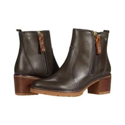 Pikolinos レディース 女性用 シューズ 靴 ブーツ アンクル ショートブーツ Llanes W7H-8632 - Seamoss