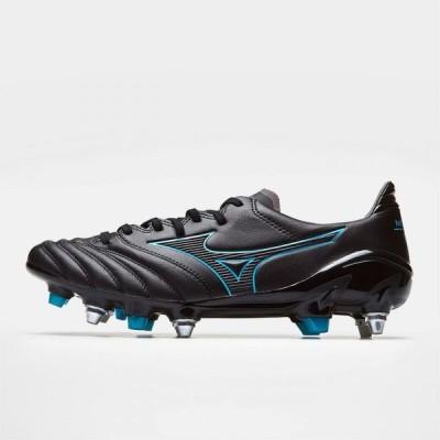 ミズノ Mizuno メンズ サッカー ブーツ シューズ・靴 Morelia SG Football Boots Black
