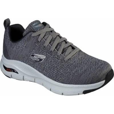 スケッチャーズ メンズ スニーカー シューズ Men's Skechers Arch Fit Paradyme Sneaker Gray