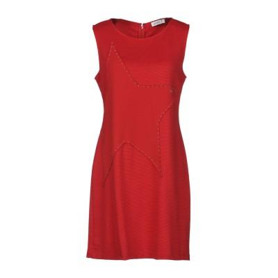 リュー ジョー LIU •JO ミニワンピース&ドレス ボルドー 42 100% ポリエステル ミニワンピース&ドレス