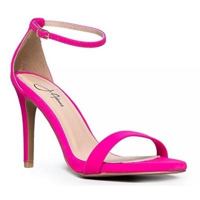 キューピッド レディース パンプス Qupid Women's Grammy-01 Dress Sandal