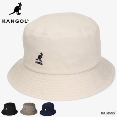 ハット カンゴール ウォッシュドバケットハットKANGOL Washed Bucket 56-61cm 国内正規販売店