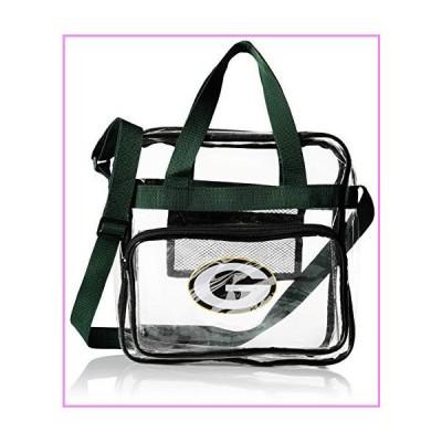Green Bay Packers NFL Clear HIGH END Messenger Bag【並行輸入品】