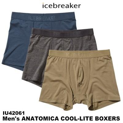 icebreaker(アイスブレーカー) M Anatomica Cool-Lite Boxers (アナトミカ クールライト トランクス)