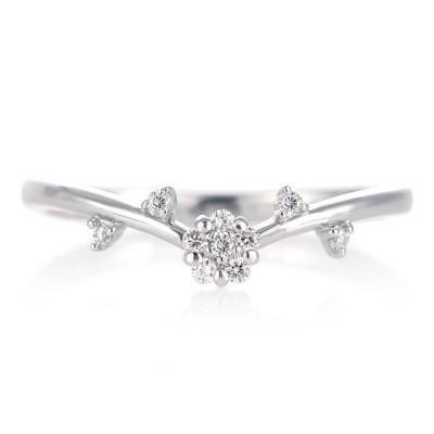 婚約指輪 ダイヤモンド プラチナ エンゲージリング プロポーズリング