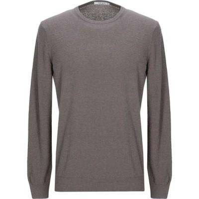 カングラ カシミア KANGRA CASHMERE メンズ ニット・セーター トップス sweater Lead