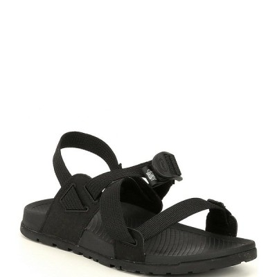 チャコ レディース サンダル シューズ Women's Lowdown Lightweight Adjustable Sandals Black