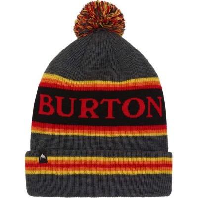 バートン Burton メンズ ニット ビーニー 帽子 Trope Beanie True Black Heather