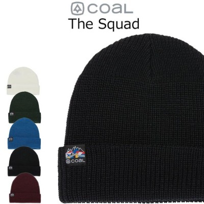 20-21 COAL コール ビーニー THE SQUAD ニット帽 ユニセックス