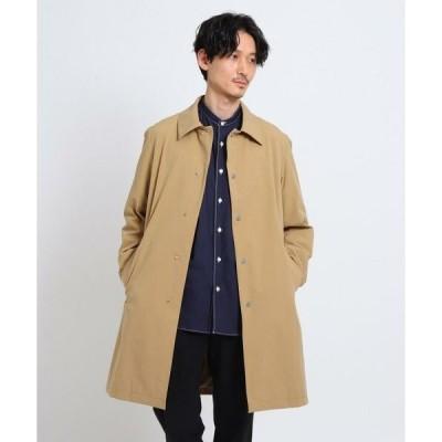 TAKEO KIKUCHI / タケオキクチ オーバーステンカラーコート