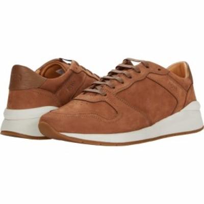 ヒューゴ ボス BOSS Hugo Boss メンズ スニーカー シューズ・靴 Element Runn Sneakers Brown