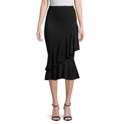 フューモーダ レディース スカート Ruffle Skirt