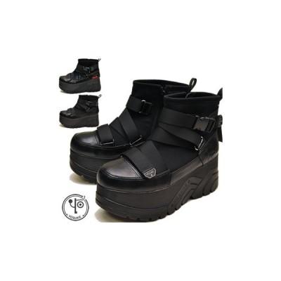 厚底ブーツ メンズ ヨースケ YOSUKE 靴 ※(予約)は3営業日内に発送