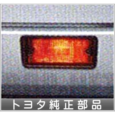 ヴォクシー リヤフォグランプ灯体  トヨタ純正部品 パーツ オプション