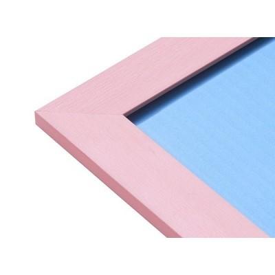 ・ フラットパネル ピンク (38×26cm) NTP031P(ビバリー)梱100cm