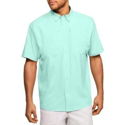 アンダーアーマー メンズ シャツ トップス Under Armour Men's Tide Chaser 2.0 Fishing Short Sleeve Shirt