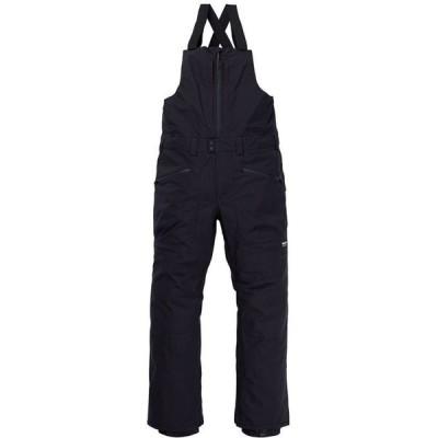 バートン BURTON メンズ スノーボードウェア パンツ Men's Reserve Bib Pant 150031