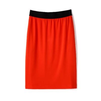 ADORE (アドーア) レディース トリアセドライポンチスカート オレンジ(150) 38