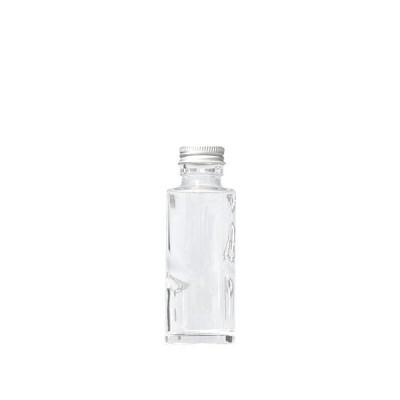 即日 ハーバリウム瓶 丸 100ml アルミ銀キャップ付 ハーバリウム 瓶 ボトル ガラス瓶