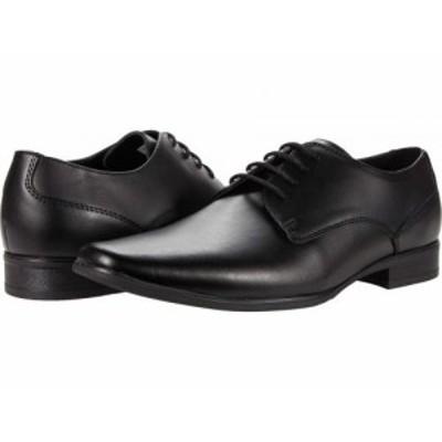 Calvin Klein カルバンクライン メンズ 男性用 シューズ 靴 オックスフォード 紳士靴 通勤靴 Brodie 2 Black/Black/Soft【送料無料】