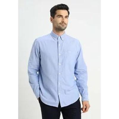 GAP メンズシャツ GAP OXFORD STANDARD - Mens shirt - light blue light blue
