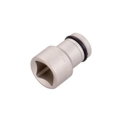 トネ 4A-21BA インパクト用インナーソケット 差込角12.7mm 対辺寸法21mm TONE
