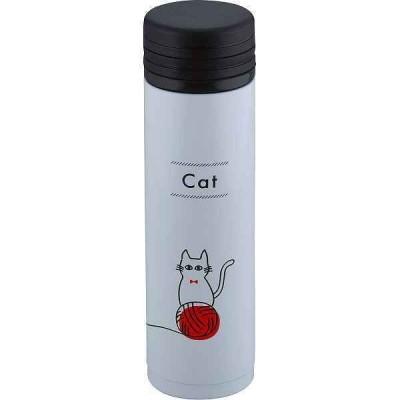 ニャントル マグボトル(300ml) ≪クールキャット≫〈NR−8287〉 マグカップボトル [W-F](eo)