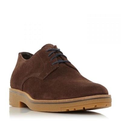 ティンバーランド Timberland メンズ シューズ・靴 レースアップ A23T1 Suede Lace Up Shoes Dark Brown