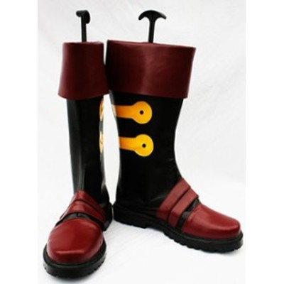 Gargamel  コスプレ靴 天元突破グレンラガン ヴィラル ブーツ オーダーサイズ製作可能m1097