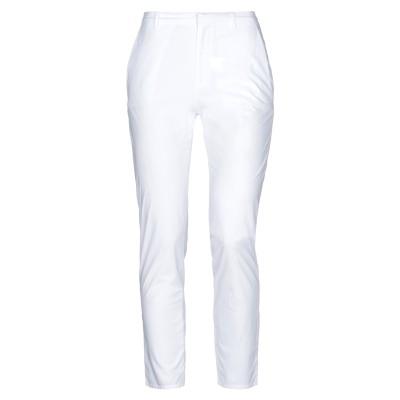 メルシー ..,MERCI パンツ ホワイト 42 コットン 97% / ポリウレタン 3% パンツ