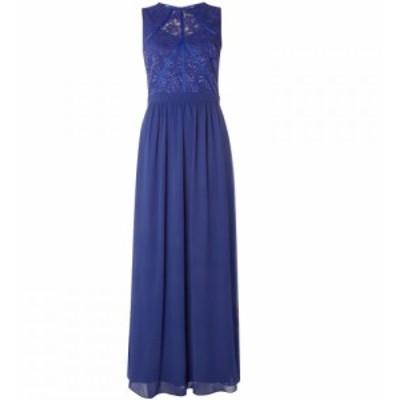 ドロシー パーキンス Dorothy Perkins レディース ワンピース ワンピース・ドレス Showcase Eva Maxi Dress Cobalt