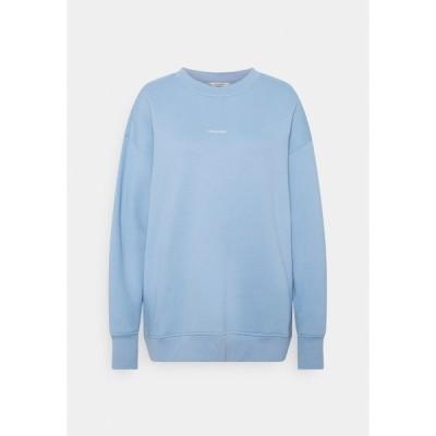 ホルツワイラー パーカー・スウェットシャツ レディース アウター REGULAR CREW - Sweatshirt - blue
