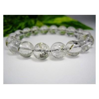 ブレスレット ヒマラヤ水晶  Φ11.6±0.2mm 一点物